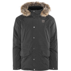 66° North Hekla Parka Men Black
